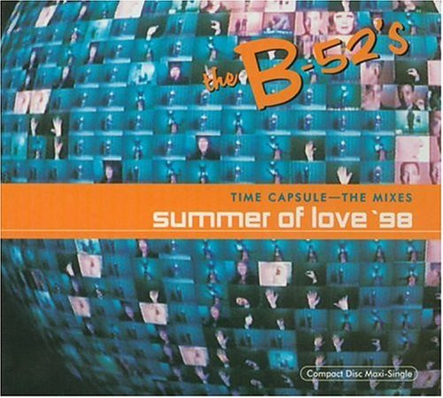 B 52's Time Capsule Mixes Summer Of L Double Vinyl