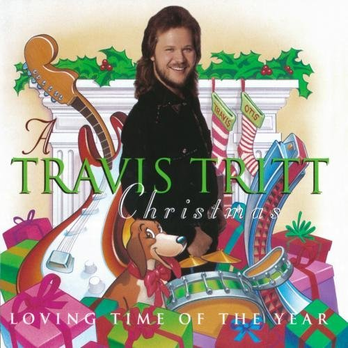 Travis Tritt Christmas Loving Time Of The Y CD R