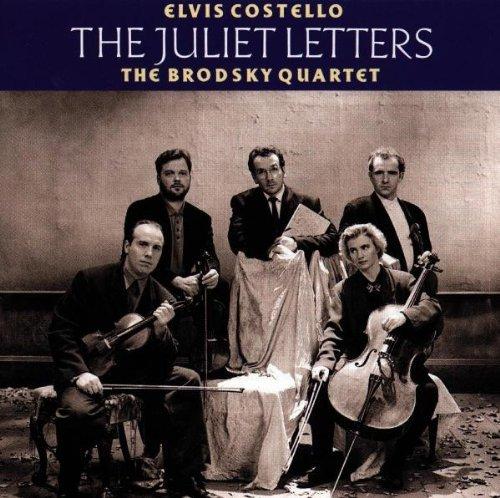 Elvis & Brodsky Quart Costello/Juliet Letters