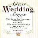 Great Wedding Songs Great Wedding Songs CD R Harris Rabbitt Watson Morris