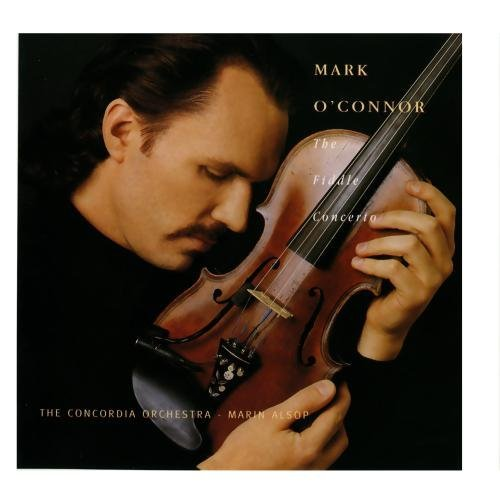 Mark O'connor Fiddle Concerto CD R Alsop Concordia Orch