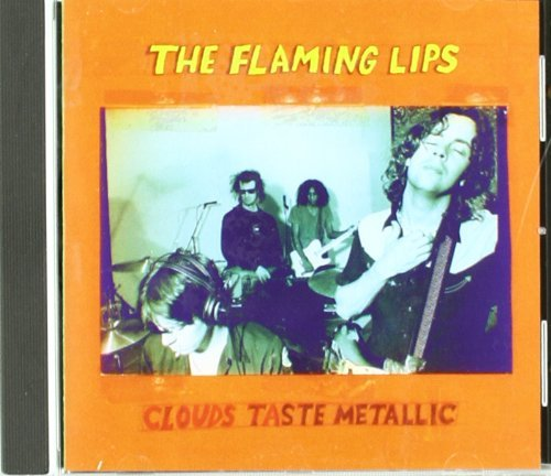 Flaming Lips Clouds Taste Metallic