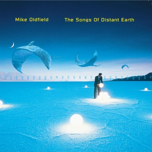 Mike Oldfield Songs Of Distant Earth CD R