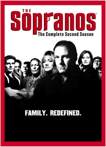 Sopranos Season 2 DVD