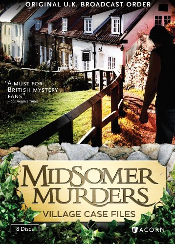 Midsomer Murders Village Case Files DVD Nr Ws