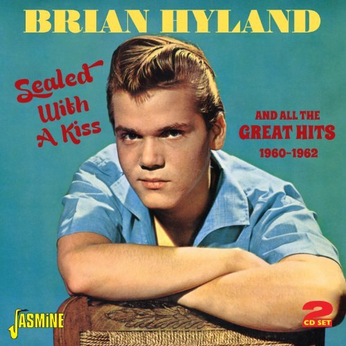 Brian Hyland Sealed With A Kiss & All The G Import Gbr 2 CD