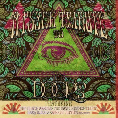 Various Artist Psych Tribute To The Doors