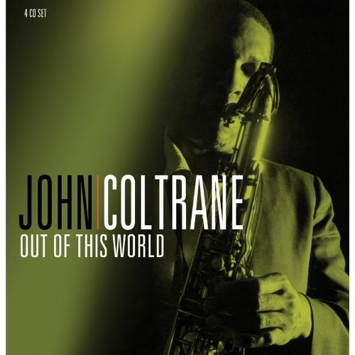 John Coltrane Out Of This World Import Gbr 4 CD