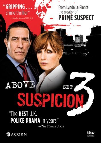 Above Suspicion Set 3 DVD Nr Ws