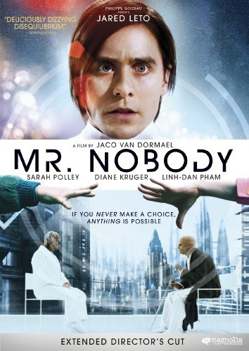 Mr. Nobody Leto Polley Kruger DVD R Ws