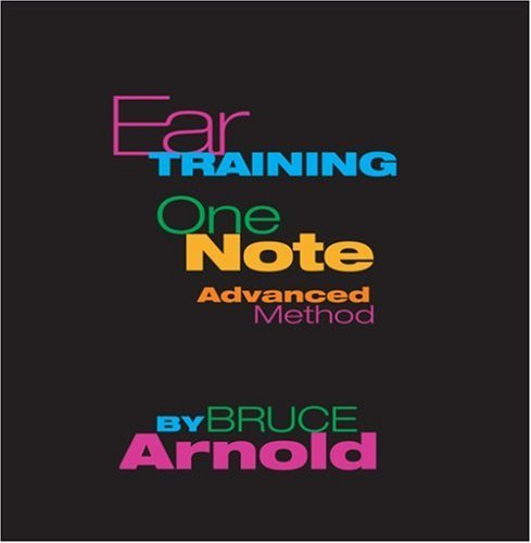 Ear Training One Note Advanced Ear Training One Note Advanced