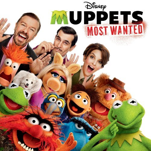Various Artists Muppets Most Wanted