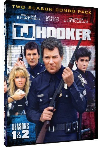 T.J. Hooker Seasons 1 & 2 DVD Nr