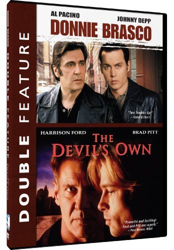 Donnie Brasco The Devil's Own Double Feature DVD R Ws
