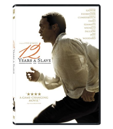 12 Years A Slave Ejiofor Williams Fassbender DVD R