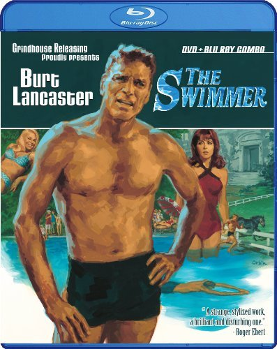 Swimmer Lancaster Landgard Rule Rivers Blu Ray DVD Pg Ws