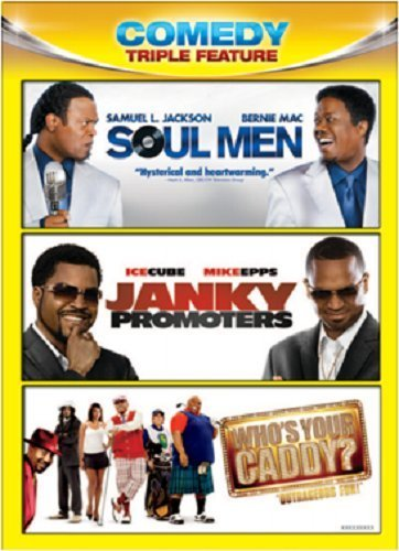 Soul Men Janky Promoters Who's Soul Men Janky Promoters Who's Nr 3 DVD