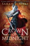 Sarah J. Maas Crown Of Midnight