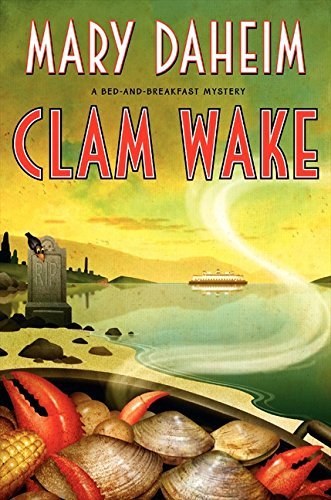 Mary Daheim Clam Wake