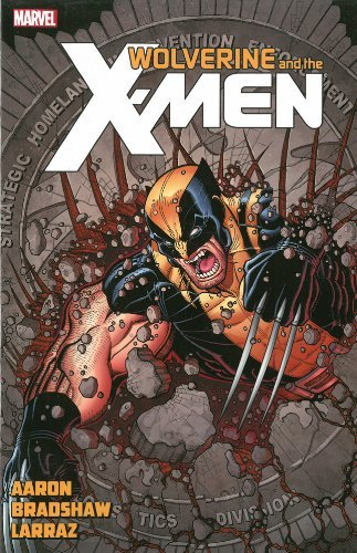 Jason Aaron Wolverine & The X Men By Jason Aaron Volume 8