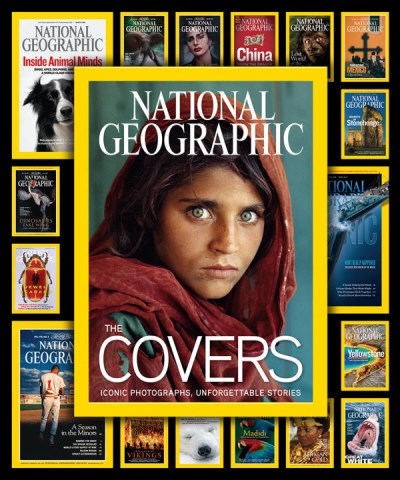 Mark Collins Jenkins National Geographic The Covers Iconic Photographs Unforgettable Stories