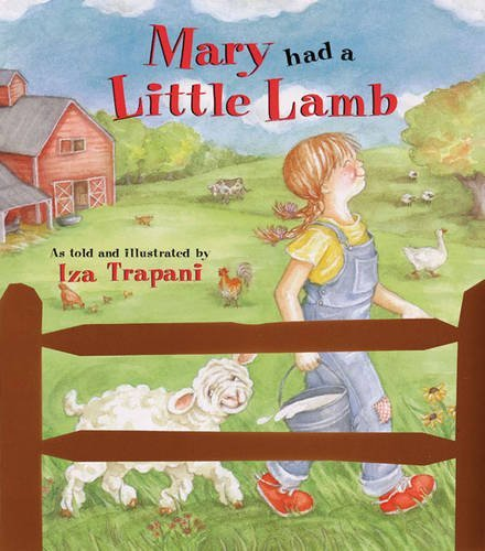 Iza Trapani Mary Had A Little Lamb