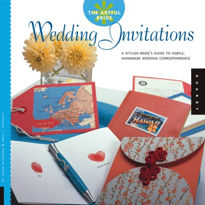 Laura Mcfadden Wedding Invitations A Stylish Bride's Guide To Simple Handmade Weddi