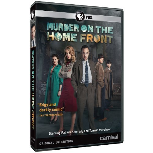Murder On The Home Front Murder On The Home Front DVD Nr