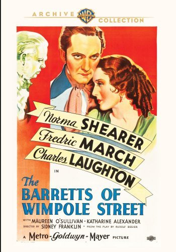 The Barretts Of Wimpole Street Laughton March DVD Mod This Item Is Made On Demand Could Take 2 3 Weeks For Delivery