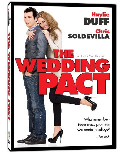 Wedding Pact Duff Easterbrook Everhart DVD Nr Ws