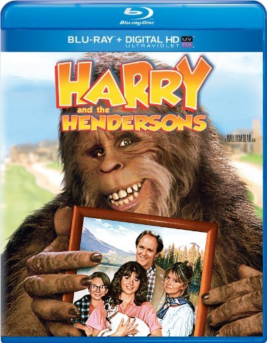 Harry & The Hendersons Harry & The Hendersons Blu Ray Ws Pg Uv