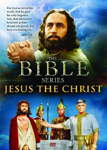 Bible Series Jesus The Christ Leigh Arvan Drake Balsam DVD Nr Ws