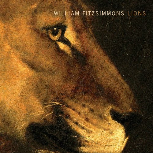 William Fitzsimmons Lions Incl. Digital Download