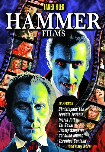 Fanex Files Hammer Films Fanex Files Hammer Films DVD R Clr Bw Nr