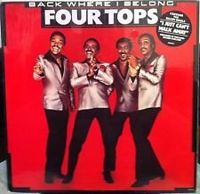 Four Tops Back Where I Belong (6066ml)