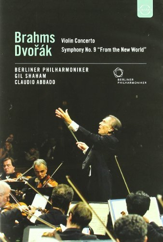 Brahms Dvorak Vn Con Sym 9 From The New Worl Shaham*gil (vn) Abbado Berlin Philharmoniker