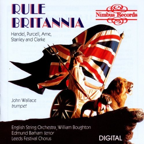 J Wallace Collecti Wallace Rule Britannia