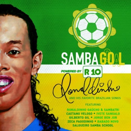 Samba Goal Powered By R 10 Samba Goal Powered By R 10