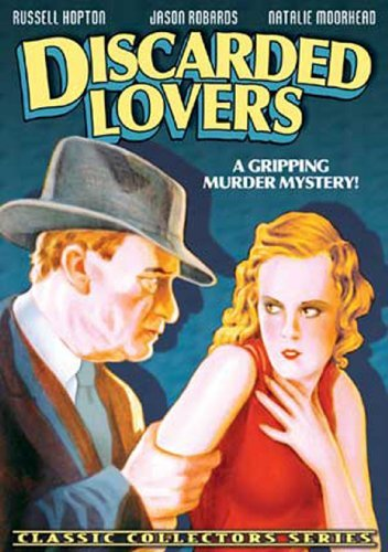 Discarded Lovers (1932) Robards Moorhead D'arcy Bw Nr