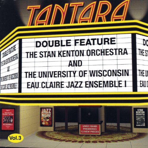Stan & University Of Wi Kenton Vol. 3 Double Feature 2 CD
