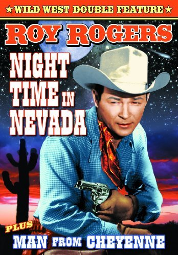 Night Time In Nevada (1948) Ma Rogers Roy Bw Nr