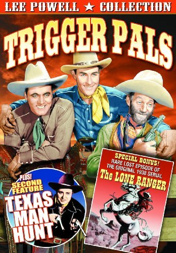 Trigger Pals (1939) Texas Manh Powell Lee Bw Nr