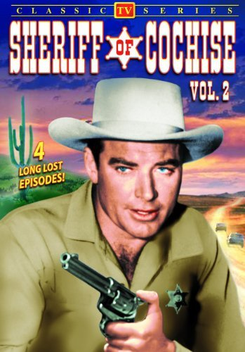 Sheriff Of Cochise Vol. 2 Bw Nr