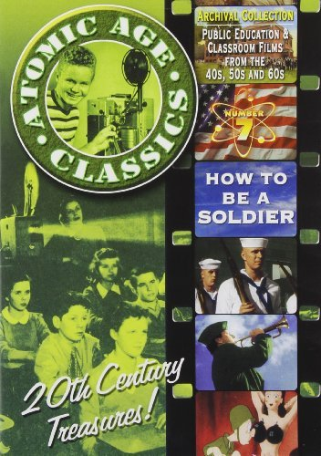 Atomic Age Classics Vol. 7 How To Be A Soldier Bw Nr