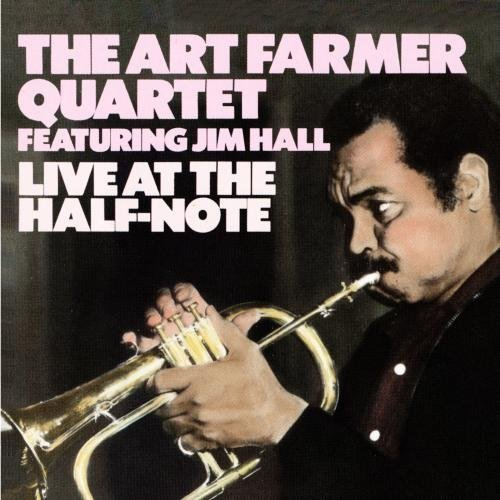 Art Farmer Live At The Half Note CD R