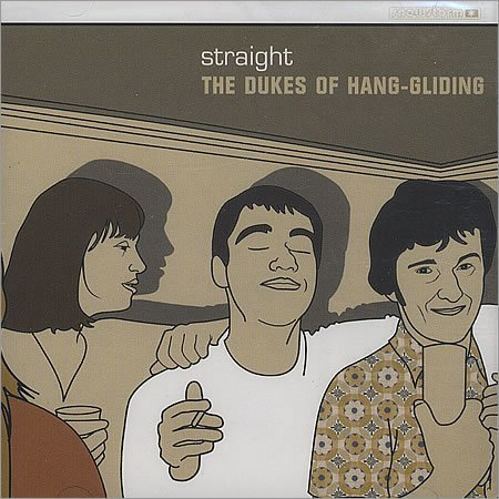 Dukes Of Hang Gliding Straight [single Cd]