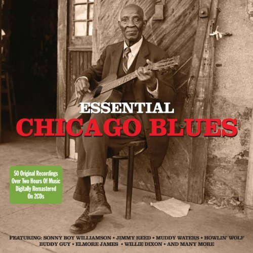 Essential Chicago Blues Essential Chicago Blues Import Gbr 2 CD