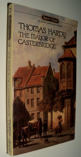Hardy Life And Death Of The Mayor Of Casterbridge A