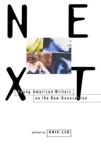 Eric Liu Next Young American Writers On The New Generation