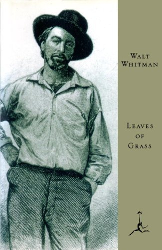 Walt Whitman Leaves Of Grass The Death Bed Edition